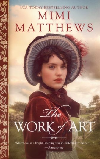 02_The Work of Art by Mimi Matthews_Cover