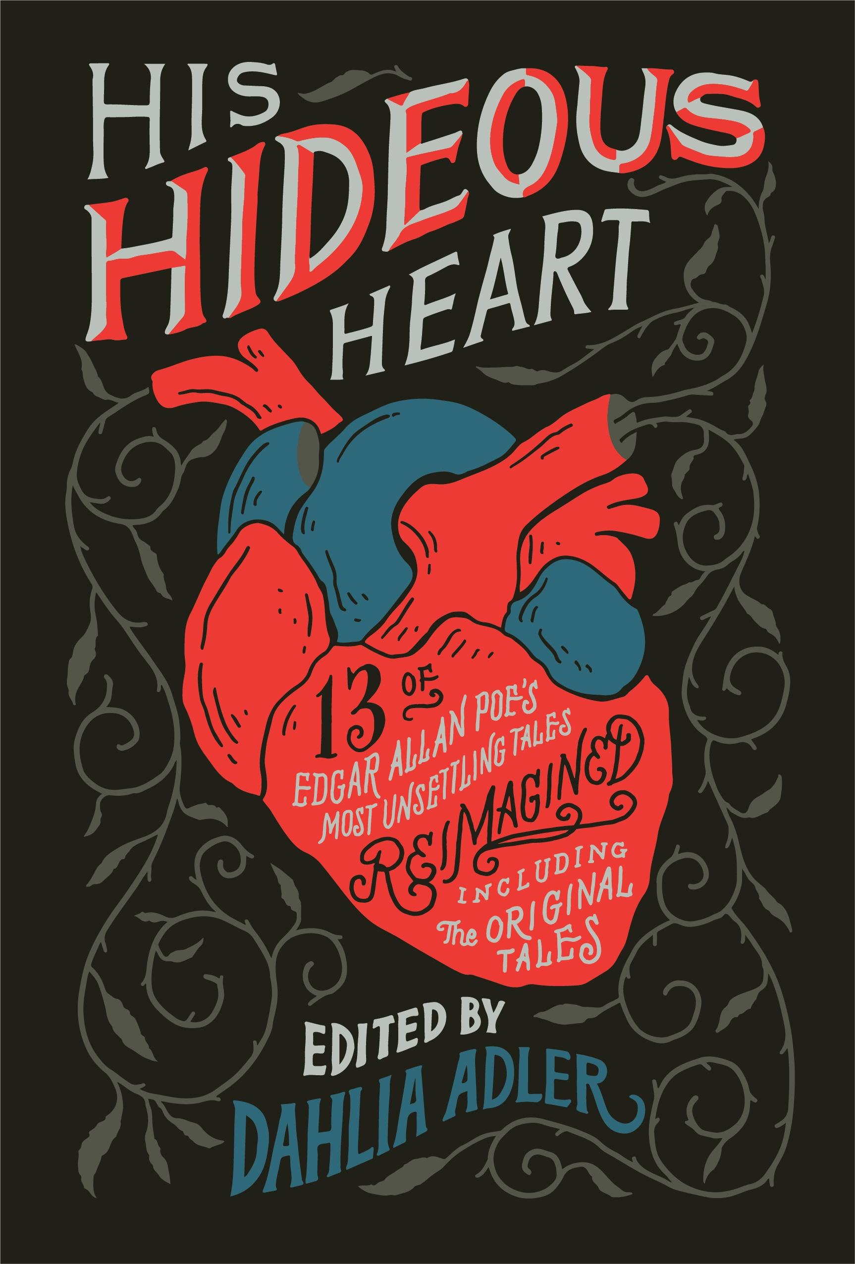 His Hideous Heart Blog Tour: Review