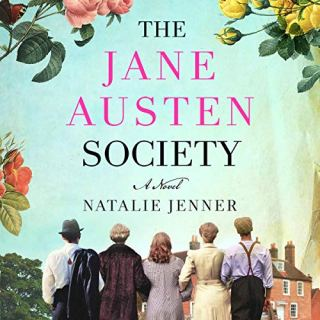 Audiobook cover of The Jane Austen Society